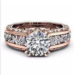 Jewelry - 💍 Topaz Rose Gold 💍